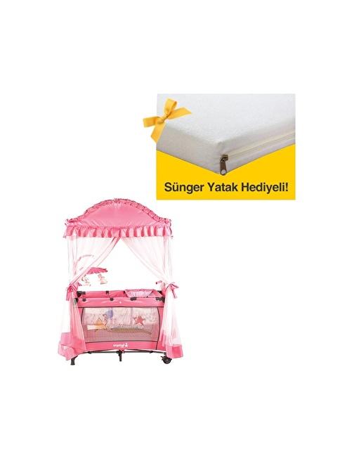 Crystal Baby Crystal Baby 407 Cenova Oyun Parkı  Pembe